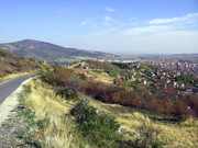 Mitrovica Kosovo paysages divers
